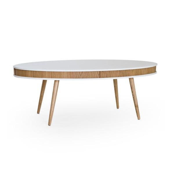 Konferenční stolek Hugo 140x70 cm, dub