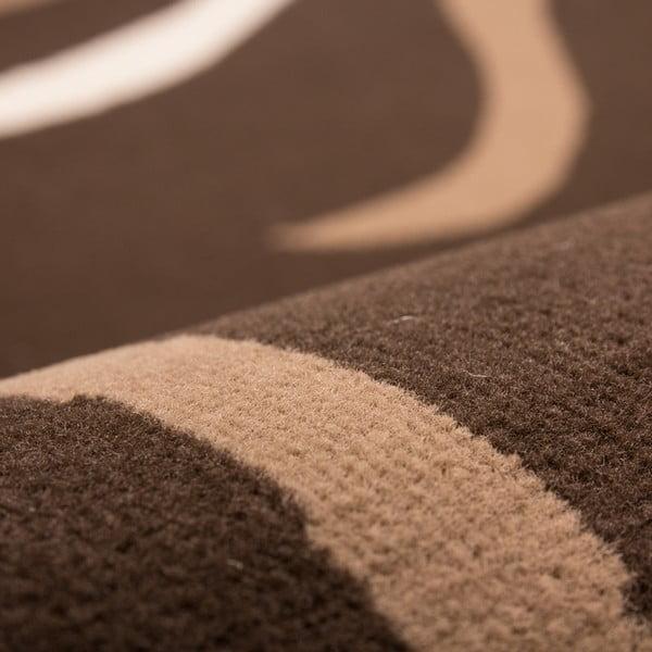 Koberec Saga 1270 Kaffee, 80x150 cm