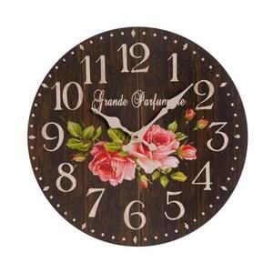 Nástěnné hodiny Antic Line Grande Parfumme