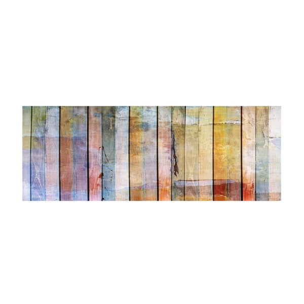 Vinylový koberec Cocina Colores, 50x140 cm