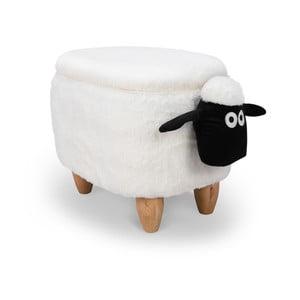 Taburetka s úložným prostorem KICOTI Sheep