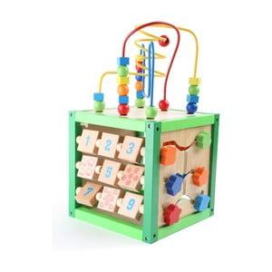 Dřevěná hračka pro rozvoj motoriky Legler Spring