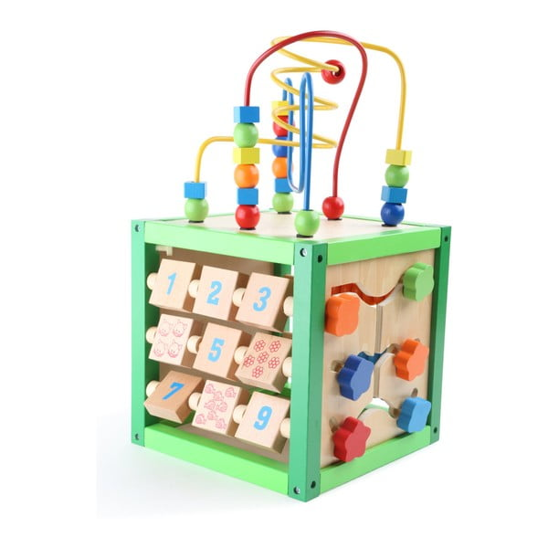 Drevená hračka pre rozvoj motoriky Legler Spring