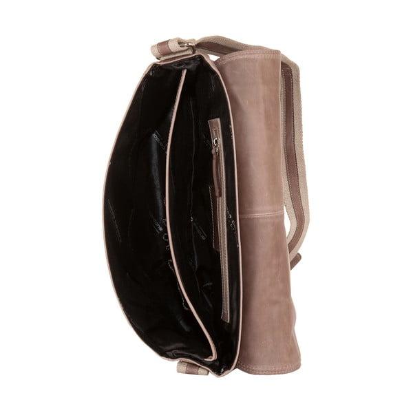 Pánská messenger taška Vintage Grey