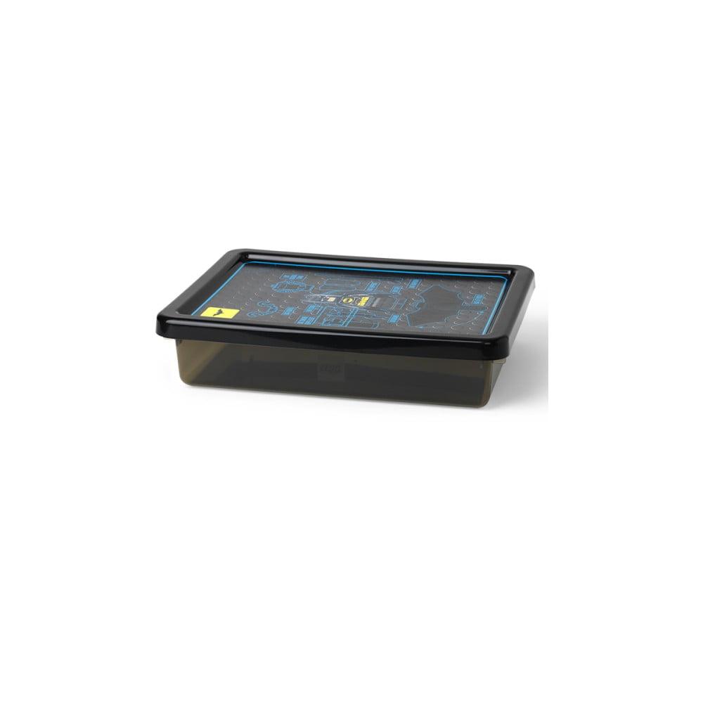 Černý úložný box LEGO® Batman S