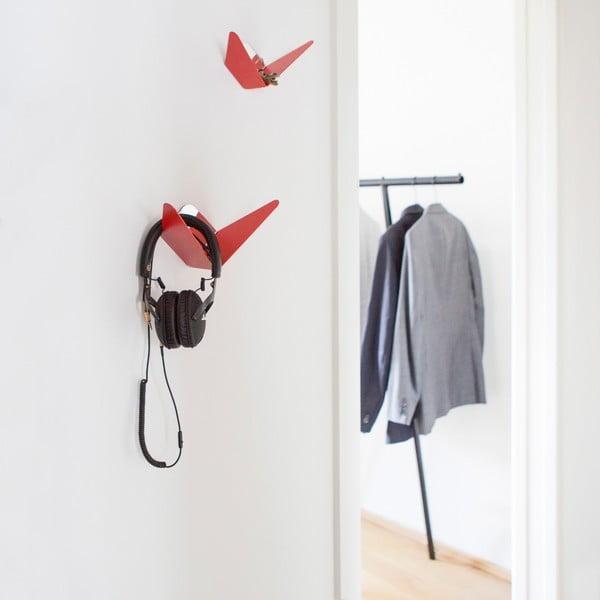 Zrcadlo pro věšák Butterfly Small