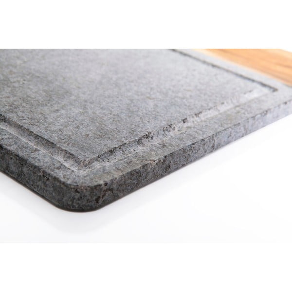 Kamenné prkénko Bambum Zaros, 32x20 cm