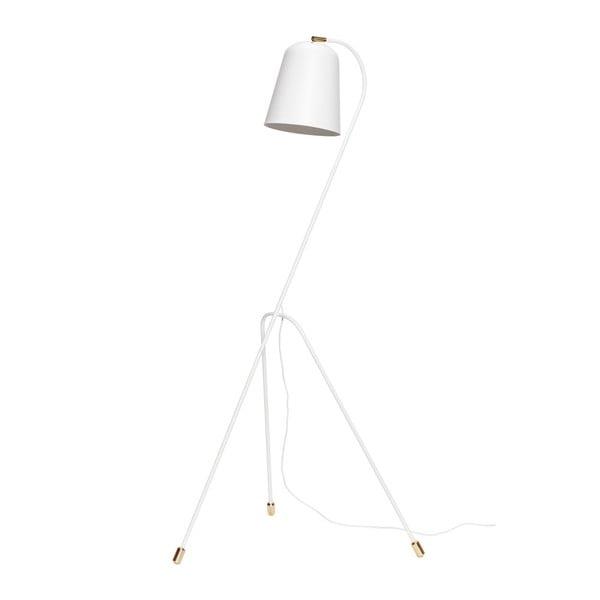 Biała lampa stojąca Hübsch Floor Lamp, wys. 156 cm