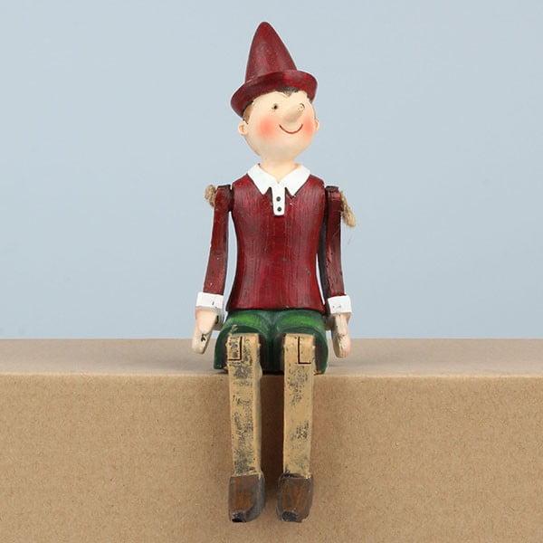 Figurka dekoracyjna Dakls Pinocchio