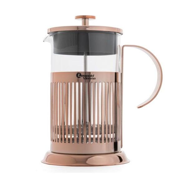 French press Leopold Vienna Copper, 800 ml
