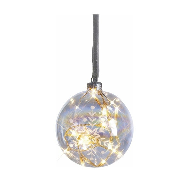 Svítící koule Vesta, 12 cm