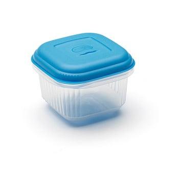 Recipient pentru mâncare cu capac Addis Seal Tight Square Foodsaver, 600 ml imagine