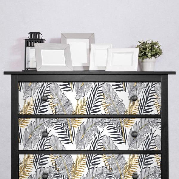 Hiva-Oa bútormatrica, 40 x 60 cm - Ambiance