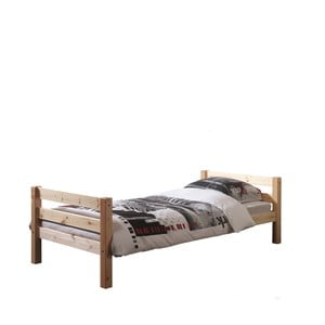 Přírodní dětská postel Vipack Pino, 90x200cm