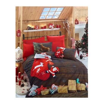 Imagine indisponibila pentru Lenjerie de pat din bumbac Nelly, 200 x 220 cm