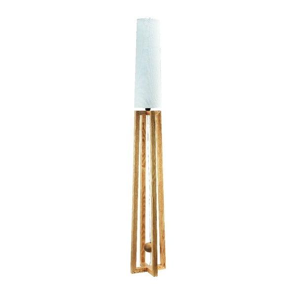Stojací lampa Ifea, světlá