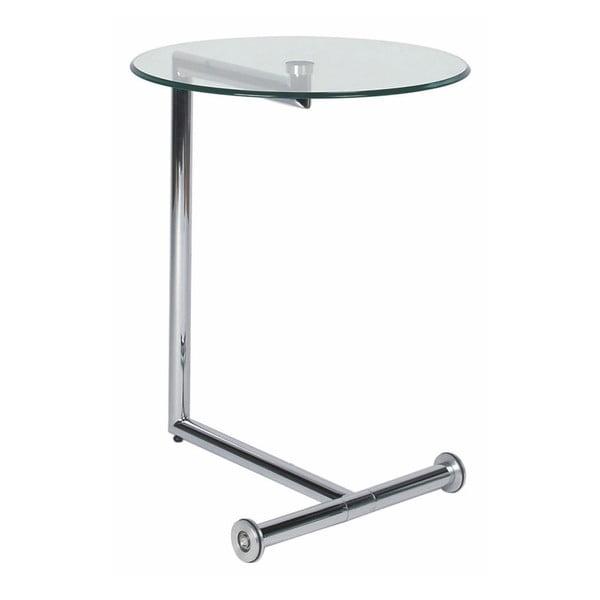 Easy Living Klar tárolóasztal, ⌀ 46 cm - Kare Design