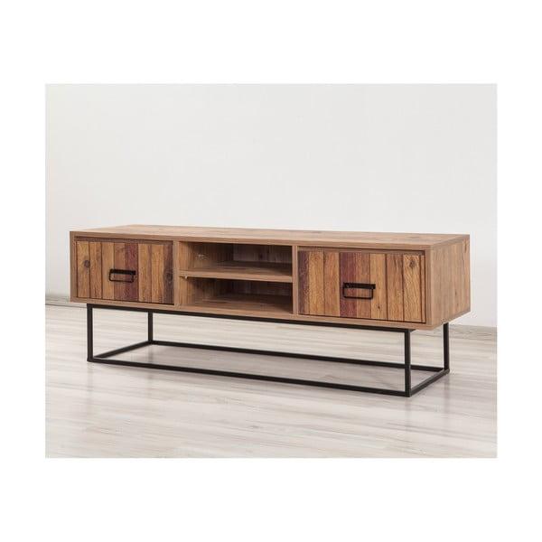 Televízny stolík Samuel, dĺžka 140 cm