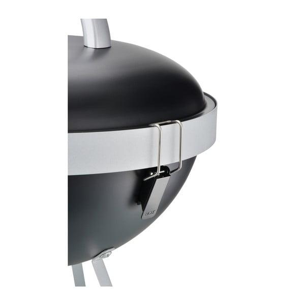 Menší přenosný gril Jamie Oliver GO,černý
