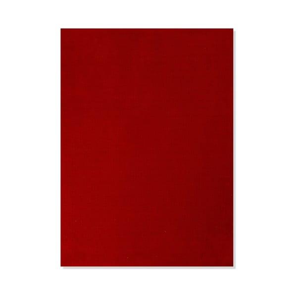Dětský koberec Mavis Red, 100x150 cm