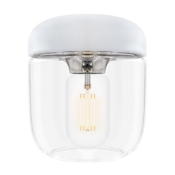 Acorn fehér lámpabúra ezüstszínű foglalattal, ⌀ 14 cm - VITA Copenhagen