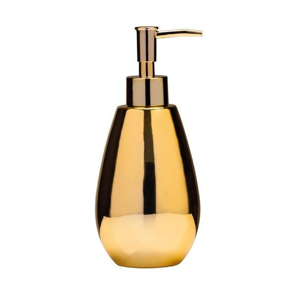Zlatý dávkovač na mýdlo Premier Housewares Magpie