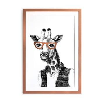 Tablou/poster înrămat Really Nice Things Giraffe, 40x60cm de la Really Nice Things