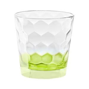 Sklenice Honey Green, 370 ml