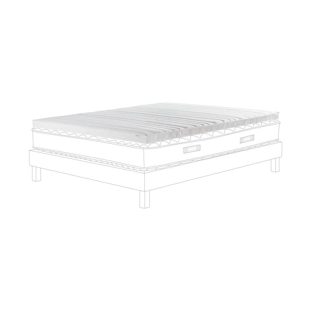 Podložka na matraci z vysoce odolné pěny Ted Lapidus Maison CRISTAL Topper, 160x200cm