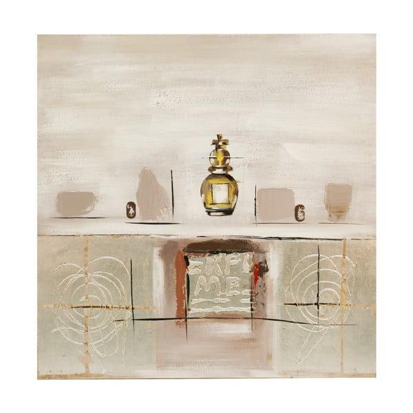 Olejová malba Dynasty, 70x70 cm