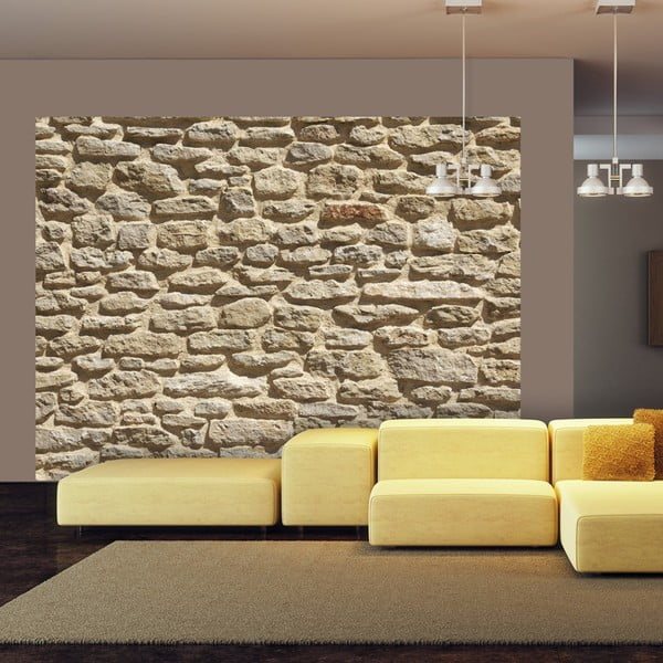 Veľkoformátová tapeta Bimago Old Stones, 400×309cm