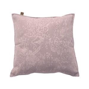 Růžový polštář OVERSEAS Vintage,60x60cm