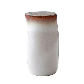 Latieră din ceramică Bitz Basics Cream, 0,2 l, crem