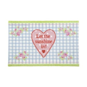 Rohožka Let the Sunshine in, 75x49 cm