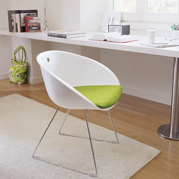 Béžová židle Pedrali Gliss