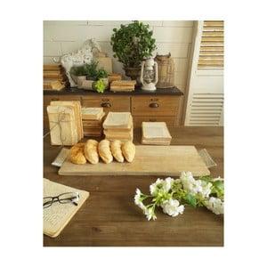 Servírovací prkénko z mangového dřeva Orchidea Milano Vintage Wood