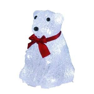 Svítící dekorace Best Season Crystal Polarbear