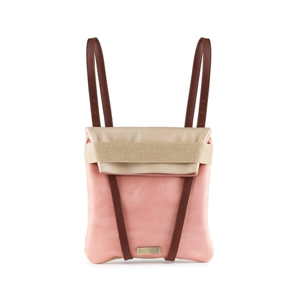 Kožený oboustranný batoh Maria Maleta Lover
