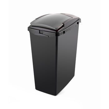 Coș de gunoi pentru reciclare, cu capac Addis, 48 x 28 x 56 cm imagine