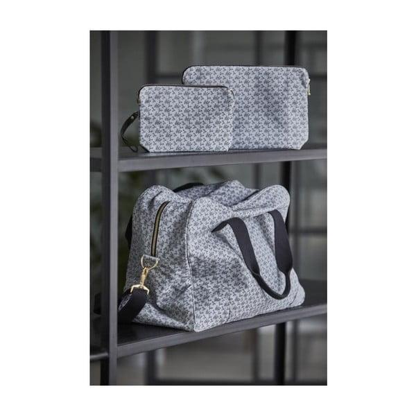 Cestovní bavlněná taška A Simple Mess Lecci Mirage Grey