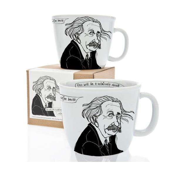 Hrnek Albert, ten matematik