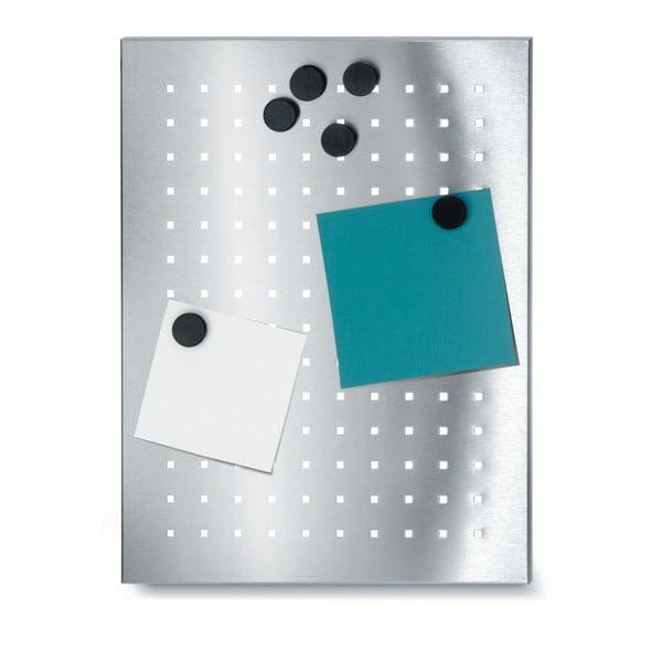 Děrovaná magnetická tabule Blomus Muro, 30 x 40 cm