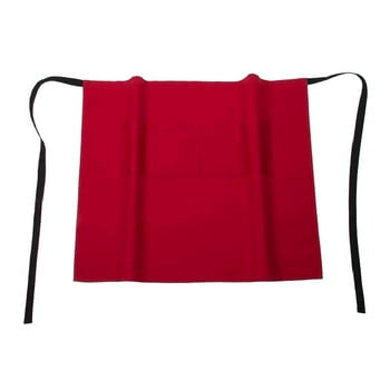 Șorț de bucătărie Tiseco Home Studio Bistro, roșu vișiniu imagine