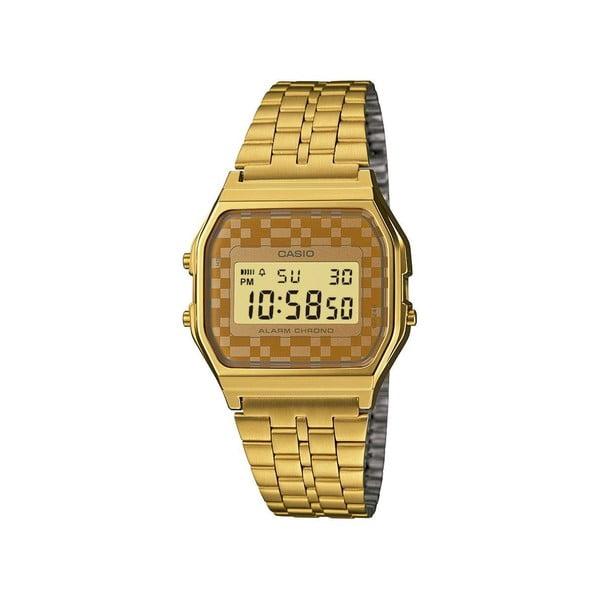 Unisex hodinky Casio Gold/Brown