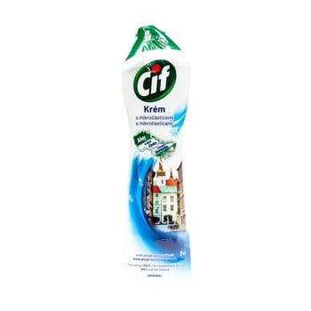 Soluție cremă de curățare pentru baie și bucătărie Cif, 500 ml imagine