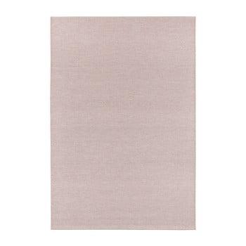 Covor adecvat și pentru exterior Elle Decor Secret Millau, 80 x 150 cm, roz