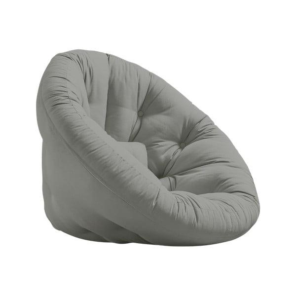 Rozkládací křesílko Karup Design Nest Grey