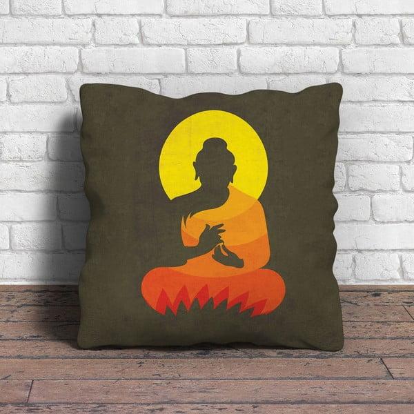 Polštář s výplní Zen no. 80