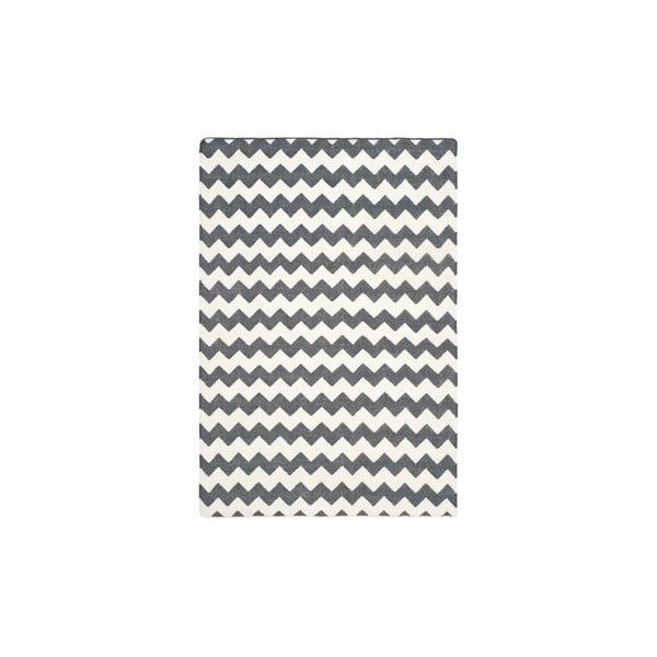 Koberec Blair 121x182 cm, šedý