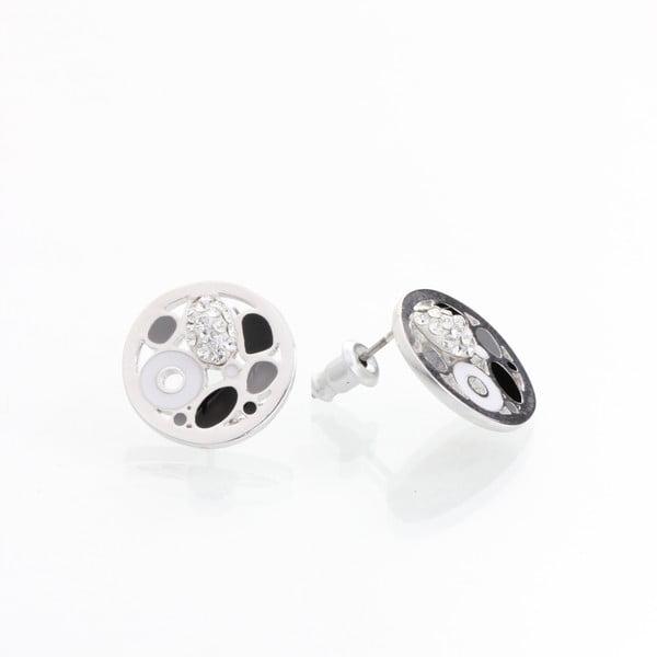 Náušnice s krystaly Swarovski Elements Laura Bruni Ivalojoki